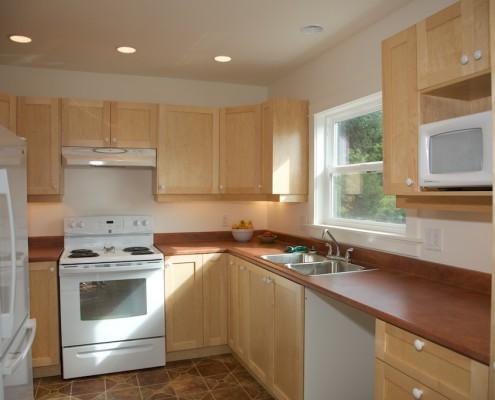 Kitchen Restoration work