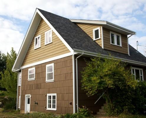 Home restoration in Sooke BC